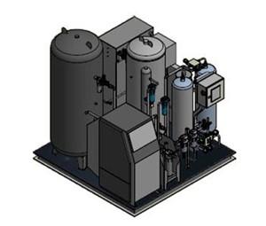 Stickstoffeigenproduktion für Laseranwendungen